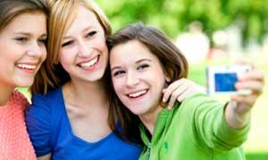 Compañeras de la residencia universitaria de Vitoria Inmaculada