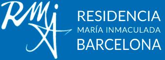 Logo residencia universitaria de Barcelona Inmaculada
