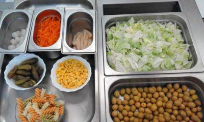 Menús de calidad y vida sana en la residencia universitaria
