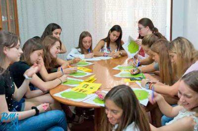Objetivos como estudiantes universitarias de la ciudad de Vitoria-Gasteiz