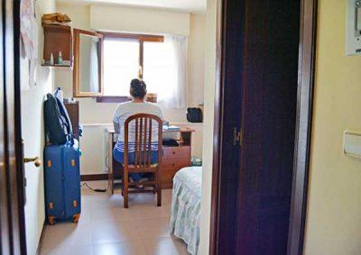 Habitaciones para alojamiento temporal en Vitoria