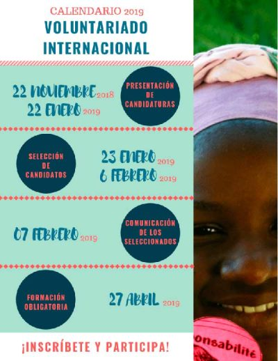 Voluntariado Internacional con la fundación Manuel María Vicuña