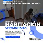 Residencia universitaria en Vitoria
